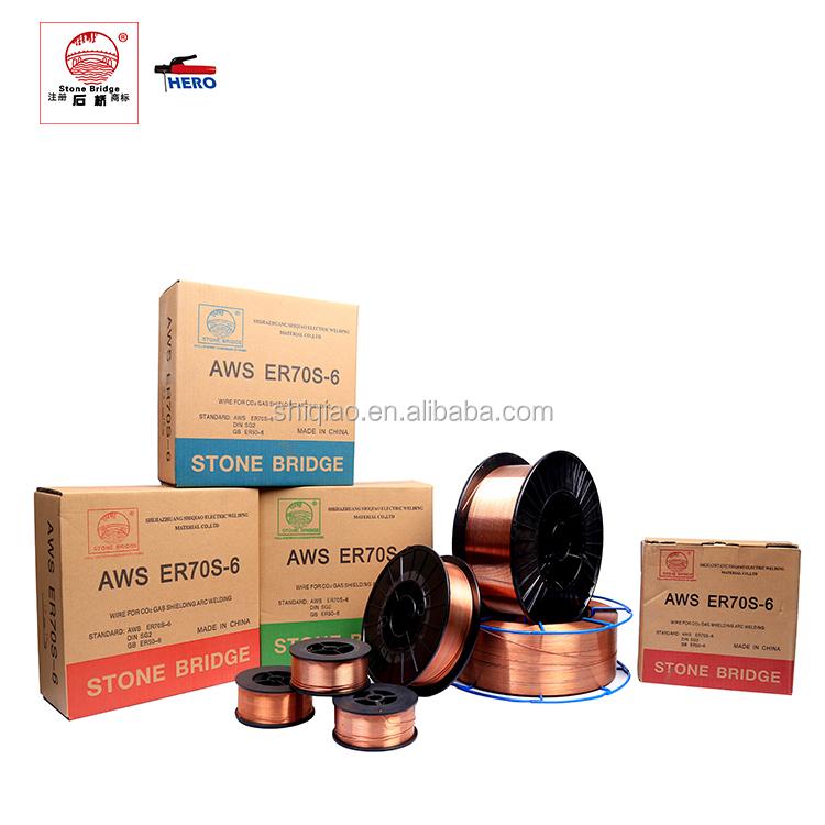 Co2 Welding Wire Solder Wire & Din Sg2 Mig Mag Welding Wire - Buy ...