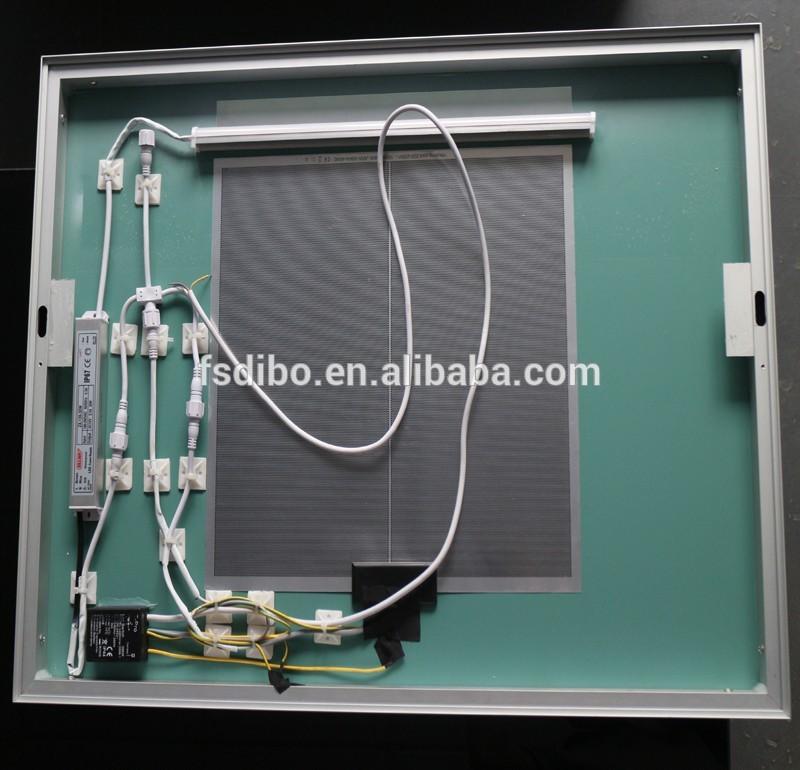 pantalla tctil dimmer interruptor de luz led espejo luz interruptor del sensor tctil
