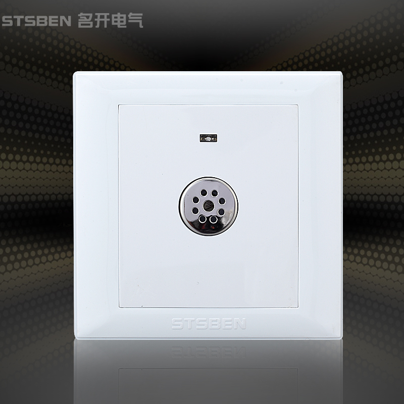 Sound And Light Control Delay Motion Sensor Switch For: 86 Wall Switch Voice Delay Switch Sensor Sound And Light
