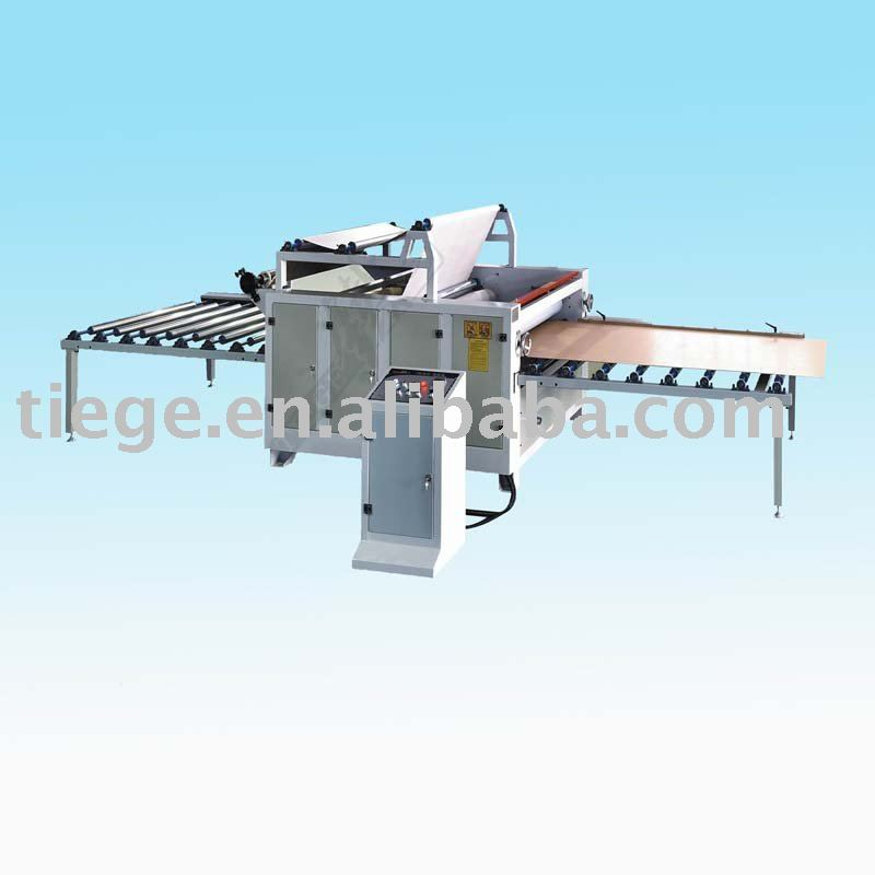 Melamine Paper laminating machine