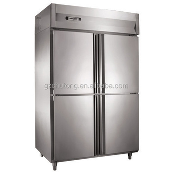 Lovely Chest Freezer/Four Door Air Cooling Stainless Steel Chest Freezer