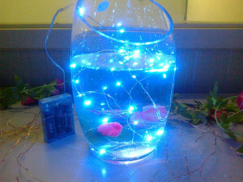 Color Changing Led Christmas Lights Battery Power Operated   Buy Color  Changing Led Battery Power Operated Lights,Battery Operated String Lights, Holiday ...