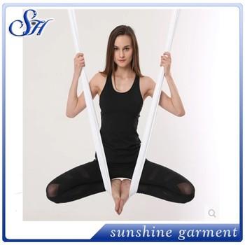 Sexy yoga top