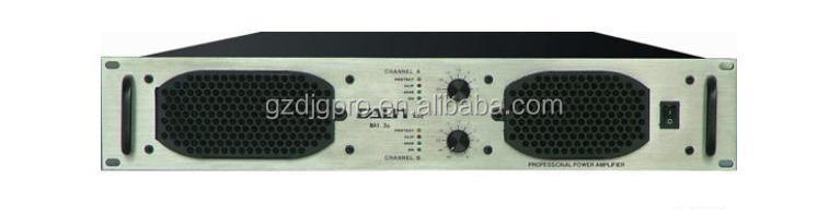 professional 800W amplifier with 3 years warranty for sales