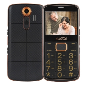 Factory Price SOS Remote Monitoring Dual SIM A600 Elders Mobile Phone Network 2g