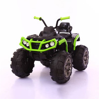 12v Electric Racing ATV Kids 4 Wheel Quad Bike for 3 to 8 years old children