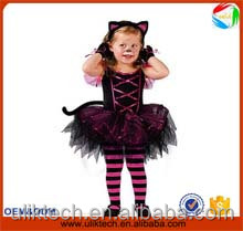 meow meow meow! hot and cute girls cat kids children tv movie animal cosplay girls dress halloween costume