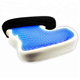 cool gel coating memory foam orthopedic seat cushion for coccyx relief suitable for car office chair & wheelchair travel