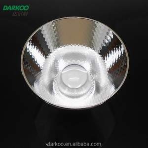 DARKOO New PC Free Solder LED Lampshade With Lens