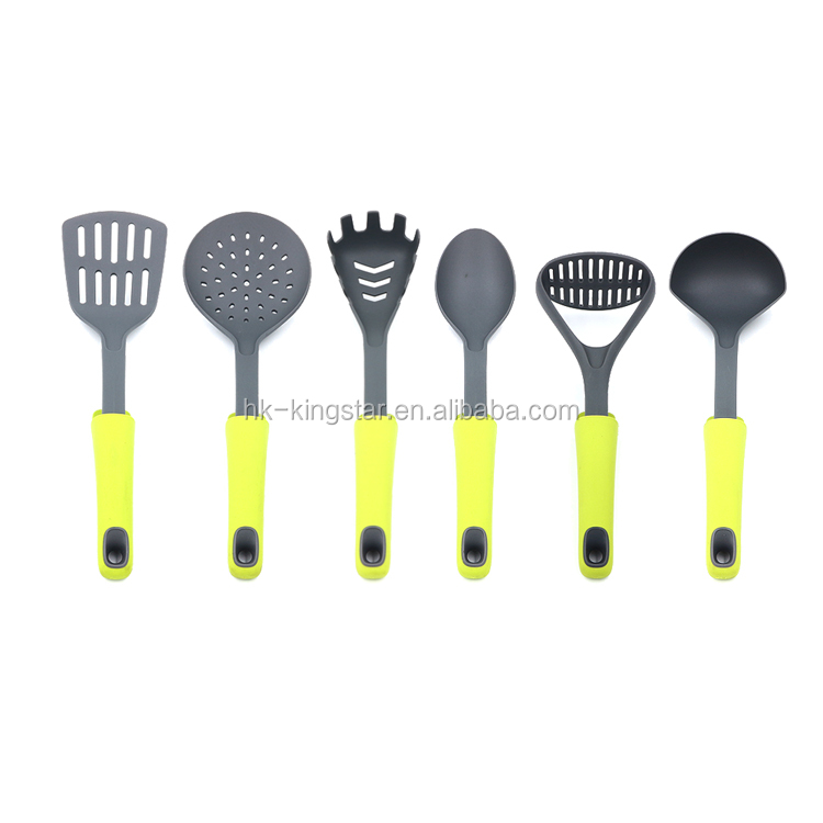 Wholesale in china accepted ODM or OEM kitchen utensil set with holder