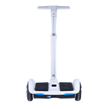 2 Wheel Hoverboard Standing Electric Scooter With Handle Bar