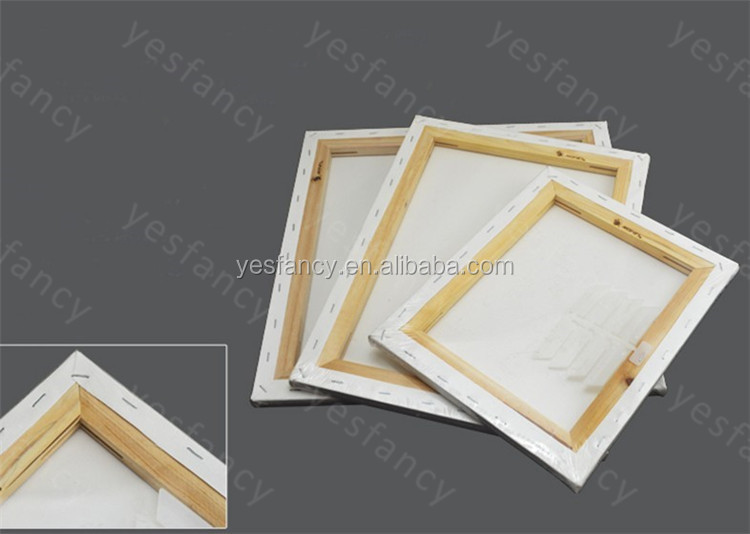 best selling variety sizes stretched canvas art painting canvas