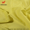 100%Polyester Different Types Athletic 3d air metal Pvc coated polyester Camouflage Mesh Fabric Knit