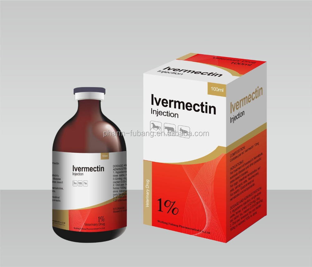 Ivermectin Injection 1% 10ml, Ivermectin Injection 1% 10ml