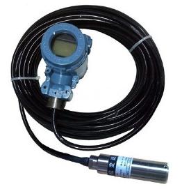 LCD Display submersible liquid pressure level transmitter