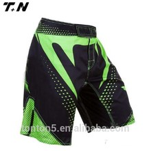 professional grapple brand embriodery camo fight mma short
