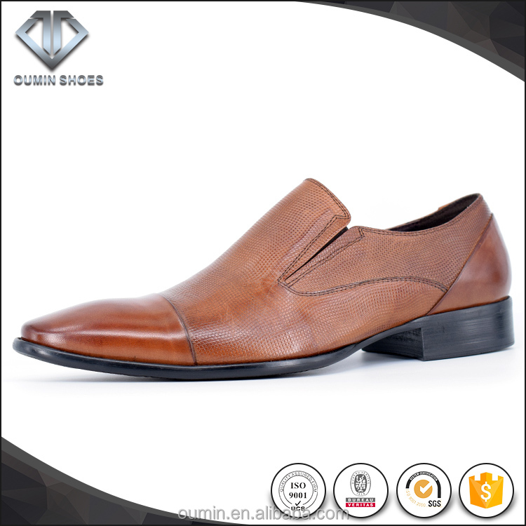 Hot selling mens leather dress shoes store italian shoes germany men leather dress shoes
