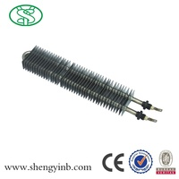 WNB-41 Industrial stainless steel electric air heater finned heating element