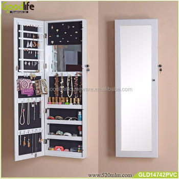 wall mounted jewellery cabinet with mirror buy door mounted cabinet design country style wall. Black Bedroom Furniture Sets. Home Design Ideas