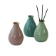 Factory price reed diffuser bottles wholesale ceramic container