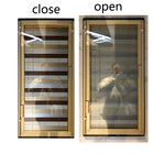 New design aluminum shades shutters window louver window
