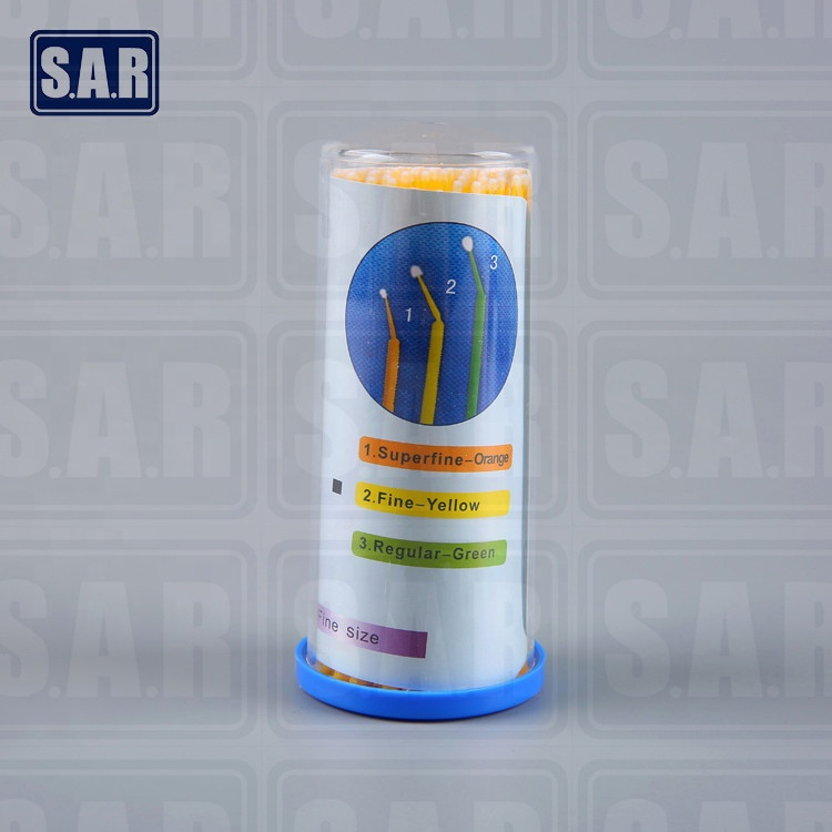 SAR Disposable Touchup Microbrush