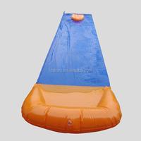 Kids plastic inflatable water slides