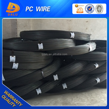 Dia 4.8mm high carbon pc steel spiral wire in coil