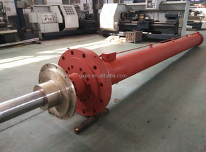 Design Water Conservancy project big size Hydraulic Cylinder