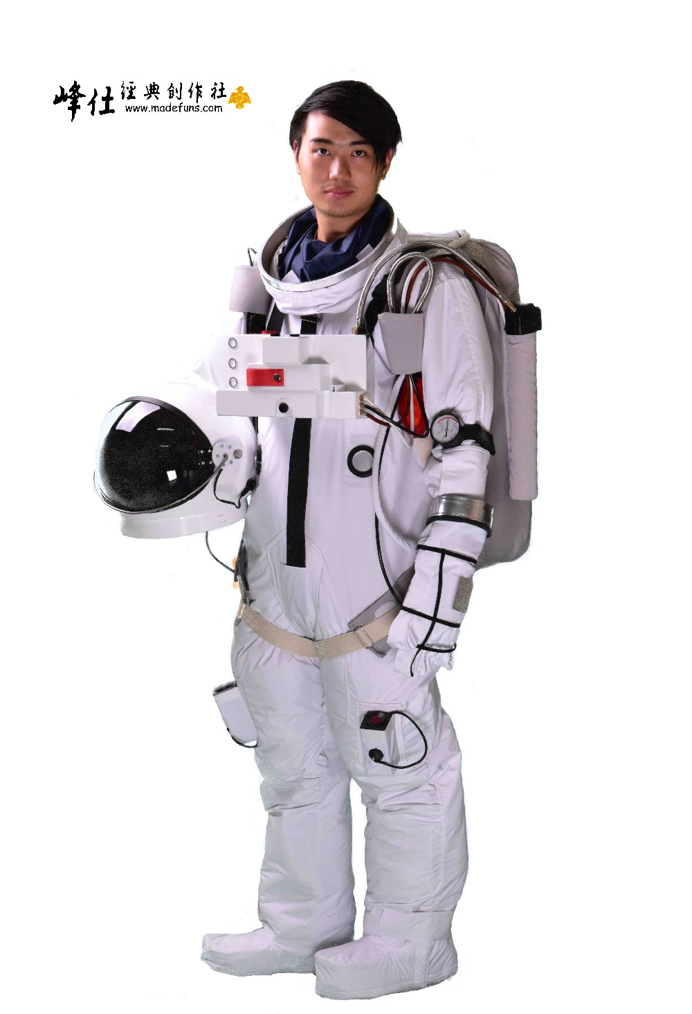detailed space suit - photo #42