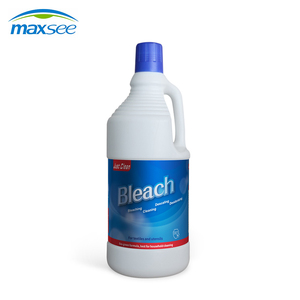 OEM High quality clean bleach Safe & eco friendly iquid chlorine bleach Household or hotel wholesale bleach liquid