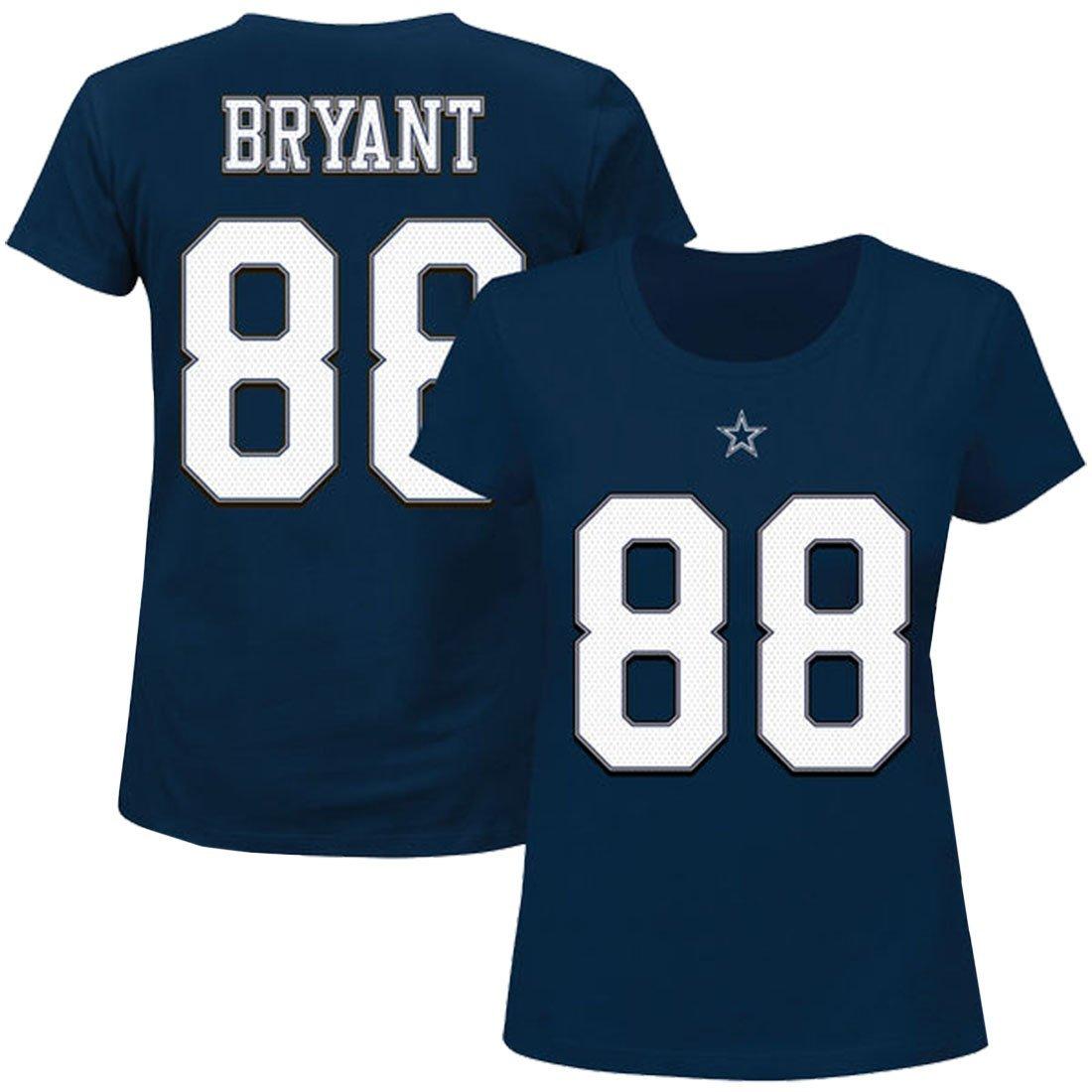 Get Quotations · Dez Bryant Dallas Cowboys  88 Women s Plus Size Player T- shirt a51ab9697
