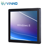 IP65 new 12.1 inch rackmount touch panel pc with RS232,RS485,4G module,wifi,bluetooth