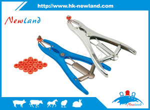 2016 Elastrator Castrating Pliers,castrating devices wholesale from factory