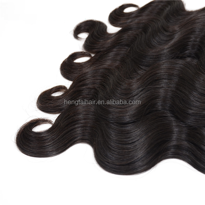 Wholesale Brazil Raw Unprocessed Brazilian 7A Body Wave Remy Human Natural Hair Extensions