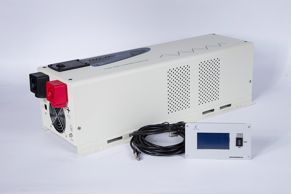 China supplier directly sell 4000w solar inverter and  Green power dc to ac inverter 24v 48v for caravan or motorhome