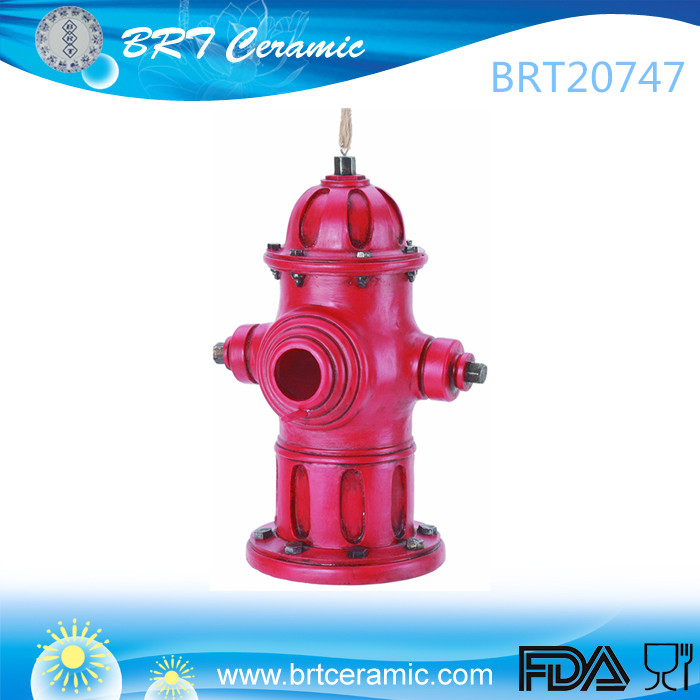 wholesale fire hydrant ornament
