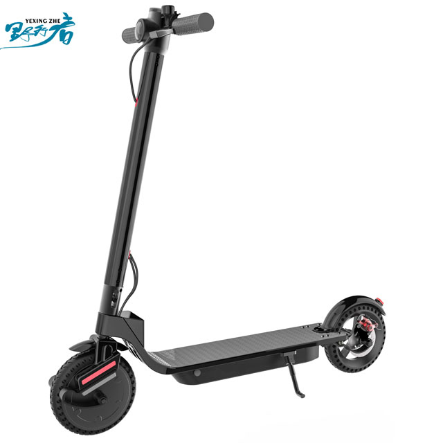 Share Electric Scooter with APP GPS Vehicle Solutions Factory, Black or customized