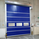 Standard level vertical lift PVC high speed roller shutter door motor