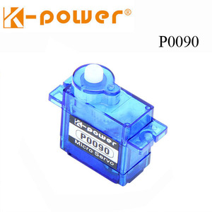 K-power P0090 plastic gear 9g rc mini servo