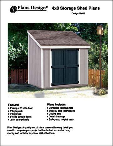 Cheap Shed Plans 10x10 Find Shed Plans 10x10 Deals On Line