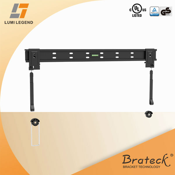 Metal Universal Ultra Slim LED TV Mounting Bracket