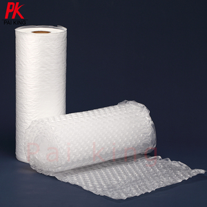 Biodegradable Packaging Air Bubble Cushioning Wrap Film Plastic Roll