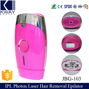 Painless/quick/professional/portable ipl body hair removal epilator