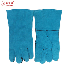 Leather working gloves men importer in italy, leather hand gloves