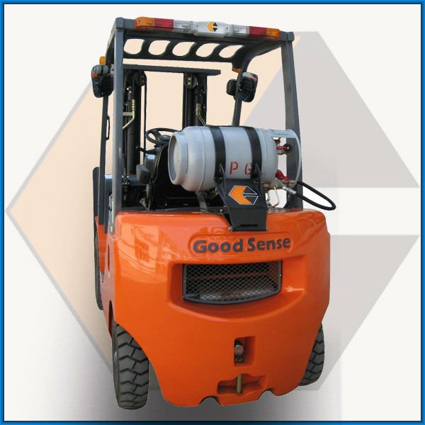 environment friendly natural gas trucks forklifts 1.5t dual fuel prices for sale
