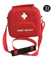 Empty First Aid Pouch Waterproof Medicine Storage Bag Portable Medical Package