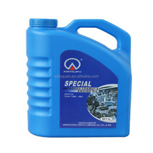 Automotive lubricants Semi synthetic SAE 5W40 engine oil