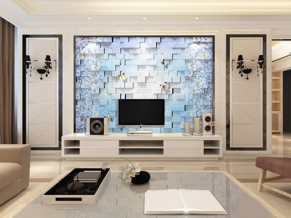 3d azulejos para ba o seaworld porcelana de imagen pared y for Azulejo para pared de sala