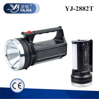 Yajia Yj-2882t Ningbo Solar Powered Lamp And Charger Lead-acid ...